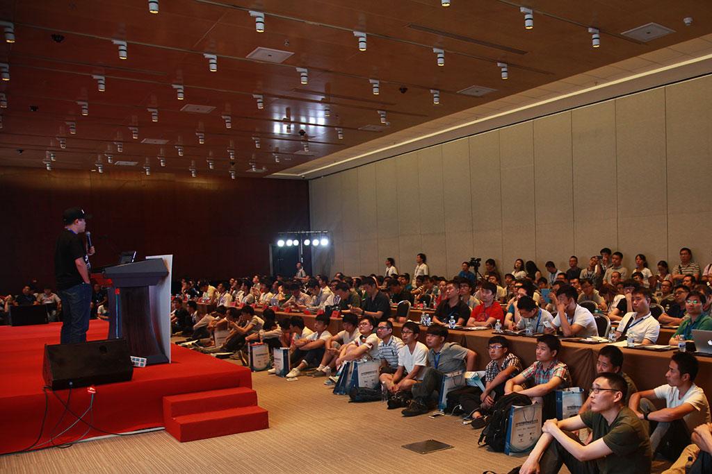 中国网络安全大会大师讲堂