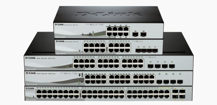 D-Link-Switches