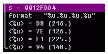 拼凑控制服务器IP