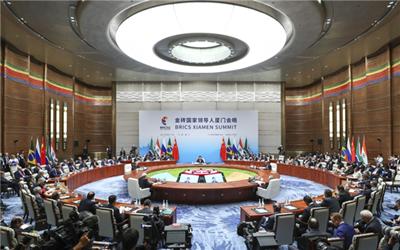 金砖国家峰会2