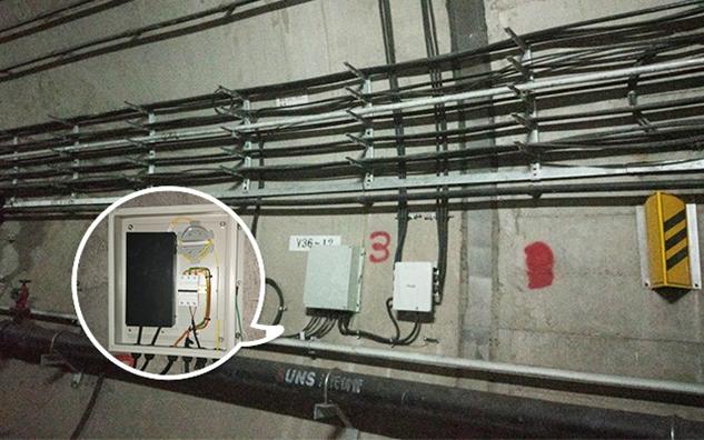 隧道内AP的部署