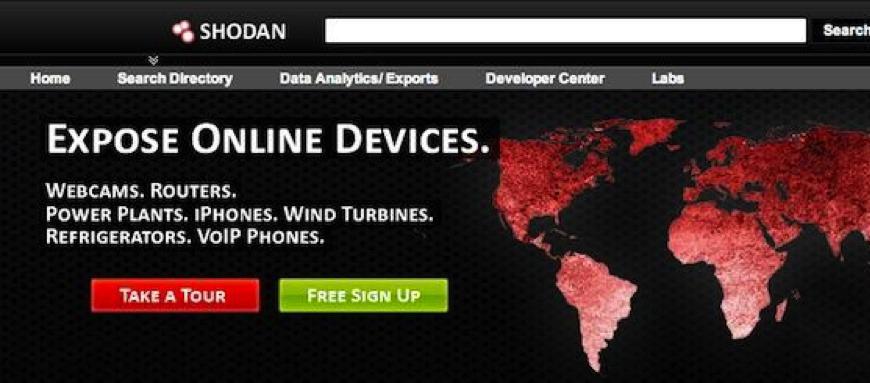 Shodan:互联网上一切事物的搜索引擎